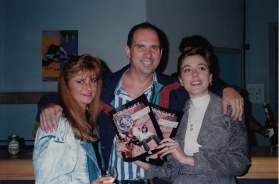 Carmen, Brian, Sam 6 March 1998