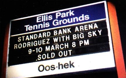Ellis Park Sold Out