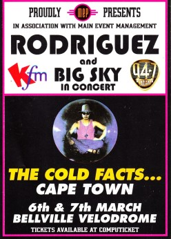 Flyer - Cape Town