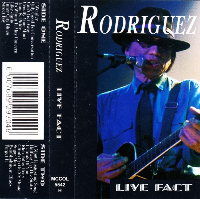 Live Fact Cassette
