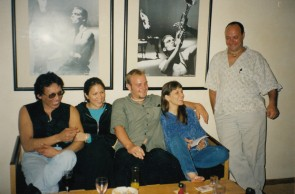 Rodriguez, Regan, Alex, Eva, Sugar 2 March 1998