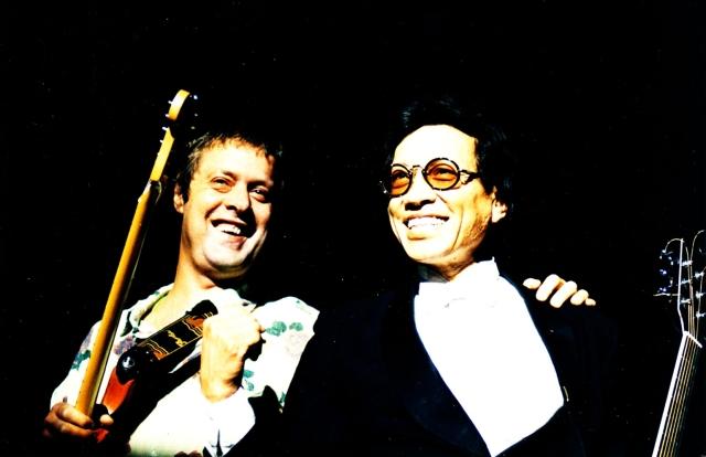 Willem Möller and Rodriguez | photo: Nadine Hutton